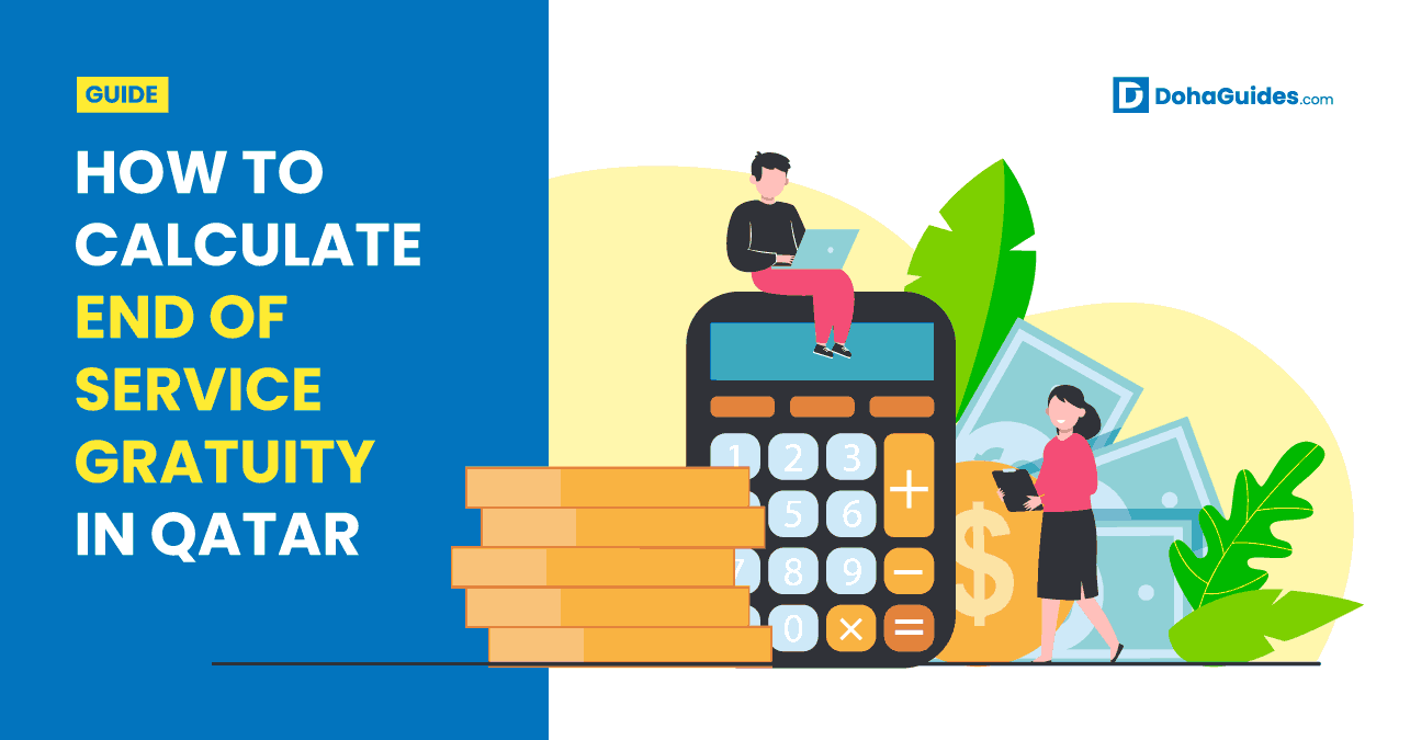 Calculate End of Service Gratuity in Qatar