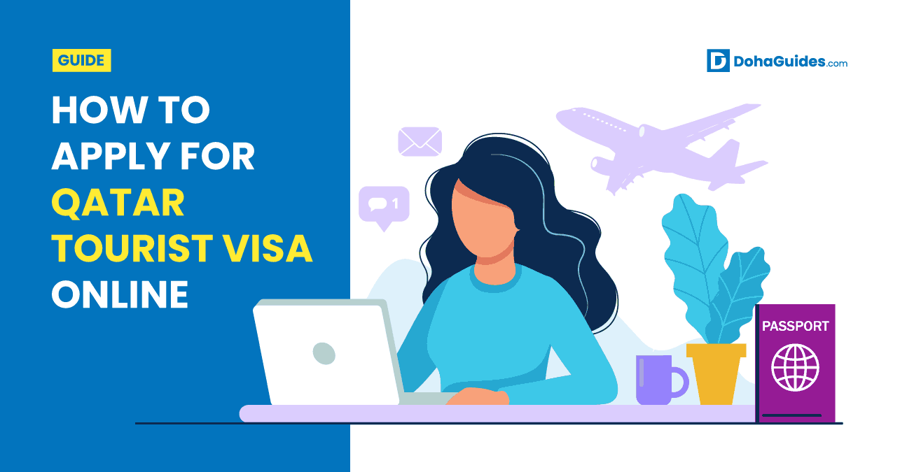 How to Apply for Qatar Tourist Visa Online