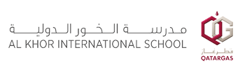 Al Khor International School Qatar Logo