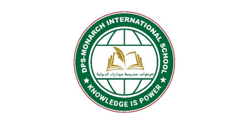 DPS Monarch International School Logo