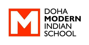 Doha Modern-Indian School Qatar Logo