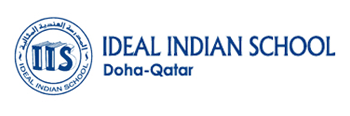 Ideal Indian School Qatar Logo